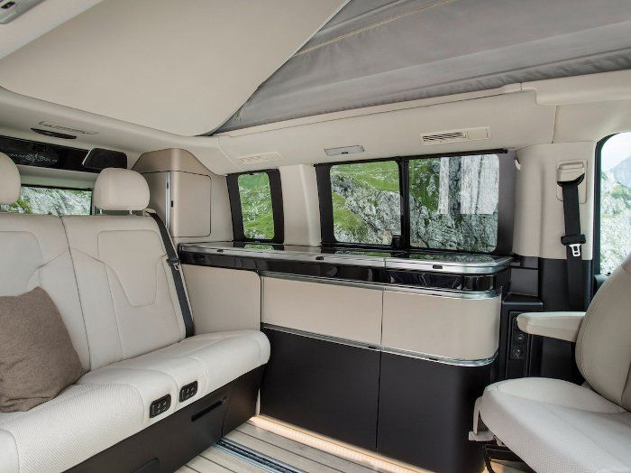 redline engineering mercedes v class marco. Black Bedroom Furniture Sets. Home Design Ideas
