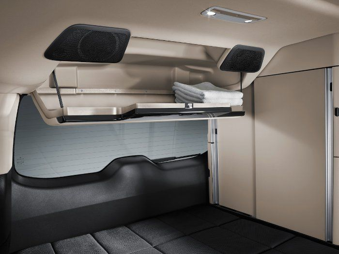 redline engineering mercedes v class marco polo. Black Bedroom Furniture Sets. Home Design Ideas