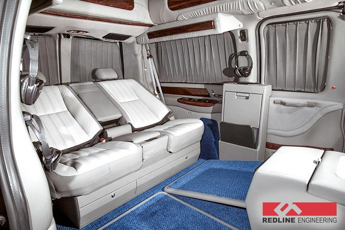 Redline Engineering Тюнинг-ателье | Chevrolet Express Limited ...