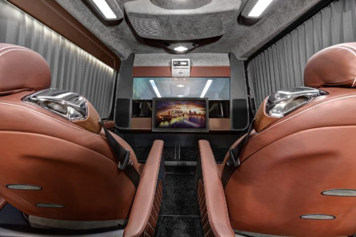 Mercedes Sprinter 2 REDLINE-700