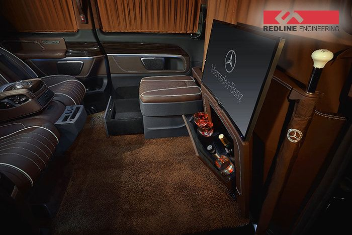 mercedes v class 2017 tuning 4