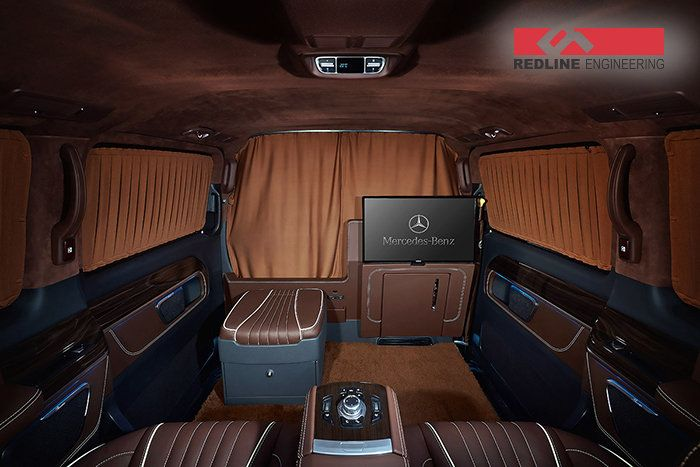 mercedes v class 2017 tuning 6