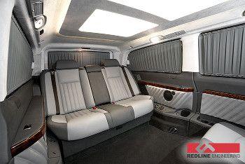 Тюнинг Volkswagen T6 Multivan 2020-2020 освещение