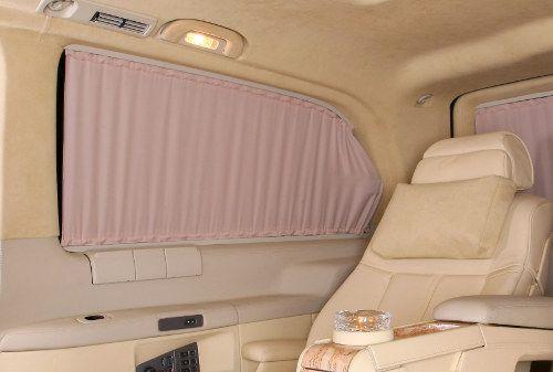 Солнцезащитные шторки для автомобиля своими руками